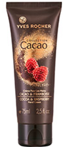 Yves Rocher Collection Cacao Kézápoló Krém Kakaó-Málna