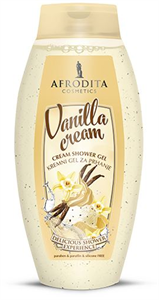 Afrodita Vanilla Cream Krémtusfürdő