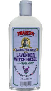 Thayers Alcohol-Free Lavender Witch Hazel Toner