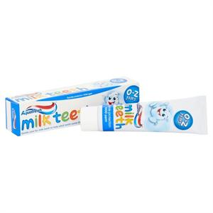 Aquafresh Milk Teeth Fogkrém