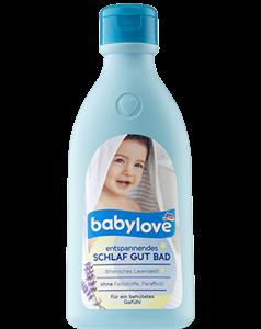 Babylove Jó Éjt Fürdető (régi)