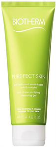 Biotherm Pure-Fect Skin Antishine Purifying Cleansing Gel