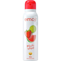 Emoji Deo Spray  Fruitylollipop