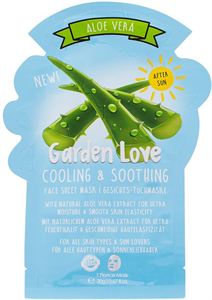 Garden Love Cooling & Soothing Arcmaszk