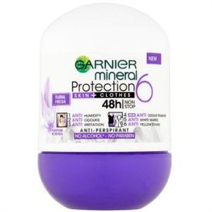 Garnier Mineral Protection 6 Floral Fresh Golyós Dezodor
