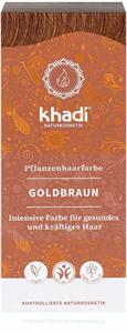 Khadi Növényi Hajfesték Por - Aranybarna
