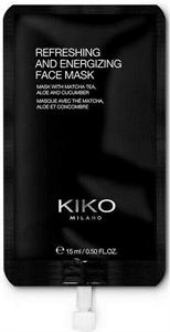 Kiko Refreshing & Tonifying Face Mask