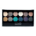 Makeup Academy 12 Shade Dusk Til Dawn Palette