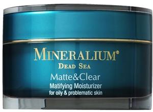 Mineralium Matte & Clear Hidratáló és Védő Krém