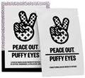 Peace Out Puffy Eyes Szemkörnyék Revitalizáló Hidrogél Tapasz