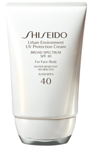 Shiseido Urban Environment Cream Uv Protection SPF40