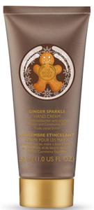 The Body Shop Ginger Sparkle Kézkrém