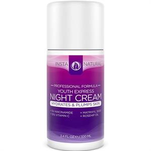 InstaNatural Youth Express Night Cream (régi)