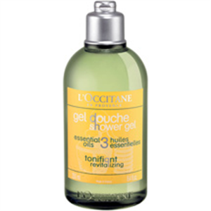 L'Occitane 3 Essential Oils Revitalizing Shower Gel