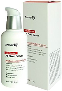 Answer 19+ Anti Blemish All Over Serum