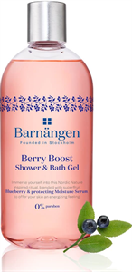 Barnängen Berry Boost Tusfürdő és Habfürdő