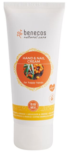 Benecos Hand & Nail Cream