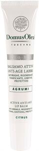 Domus Olea Toscana Anti-Age Citrus Ajakbalzsam