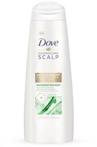 Dove Derma Care Scalp Invigorating Mint Anti Dandruff 2in1 Shampoo & Conditioner