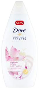 Dove Nourishing Secrets Glowing Ritual Tusfürdő (régi)