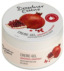 Dresdner Essenz Creme-Gel Granatapfel