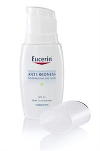 Eucerin Anti-Redness Bőrpír Elleni Színezett Nappali Arcápoló Fluid SPF15