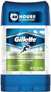 Gillette Sport Power Rush Izzadásgátló