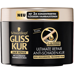 Gliss Kur Ultimate Repair Hajpakolás