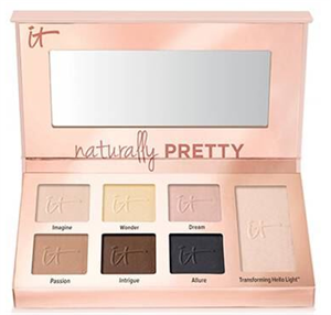 IT Cosmetics Naturally Pretty Essentials™ Matte Luxe Transforming Eyeshadow Palette