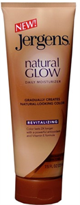 Jergens Natural Glow Rewitalizing Daily Mousturizer