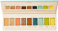 Jouer Tan Lines Matte Shimmer And Luxe Foil Eyeshadow Palette