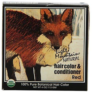 Light Mountain Henna Natural Hair Color & Conditioner