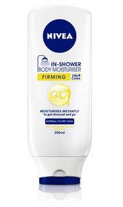 Nivea Q10plus Zuhanyzás Közbeni Bőrfeszesítő Testápoló