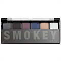 NYX The Smokey Shadow Palette