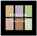 Freedom Makeup Pro Conceal & Correct Palette