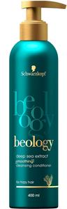 Schwarzkopf Beology Selymességet Nyújtó Tisztító Hajbalzsam