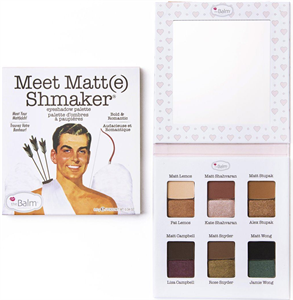 The Balm Meet Matt(E) Shmaker Paletta
