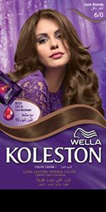 Wellaton Koleston Hajfesték