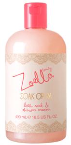 Zoella Beauty Soak Opera Bath Soak & Shower Cream