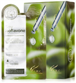 A.H.C. Soy Isoflavone Wrinkle Care & Whitening Cotton 100 Mask