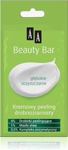 AA Beauty Bar 2in1 Aprószemcsés-Enzimes Peeling