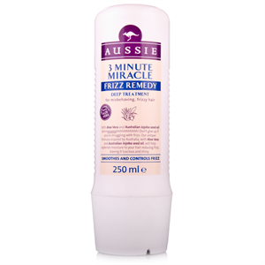aussie 3 Minute Miracle Frizz Remedy Deep Treatment