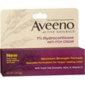 Aveeno 1% Hydrocortisone Anti-Itch Cream
