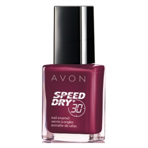 Avon Speed Dry+ 30 Seconds Körömlakk