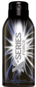 Avon X-Series Force Deo Spray
