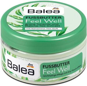 Balea Fußbutter Feel Well