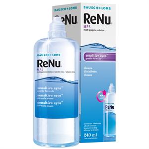 Bausch+Lomb Renu Multi-Purpose Solution Sensitive Eyes