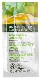 Dr. Scheller Bio-Argánolaj & Amaranth Feszesítő Arcmaszk