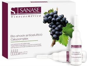 PostQuam Bio-Shock Vino Anticellulitisz Fiola