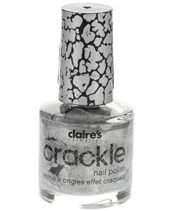 Claire's Metallic Crackle Körömlakk